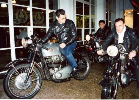 Ace Cafe Classic Zone - The Carole Nash Irish Motorbike and